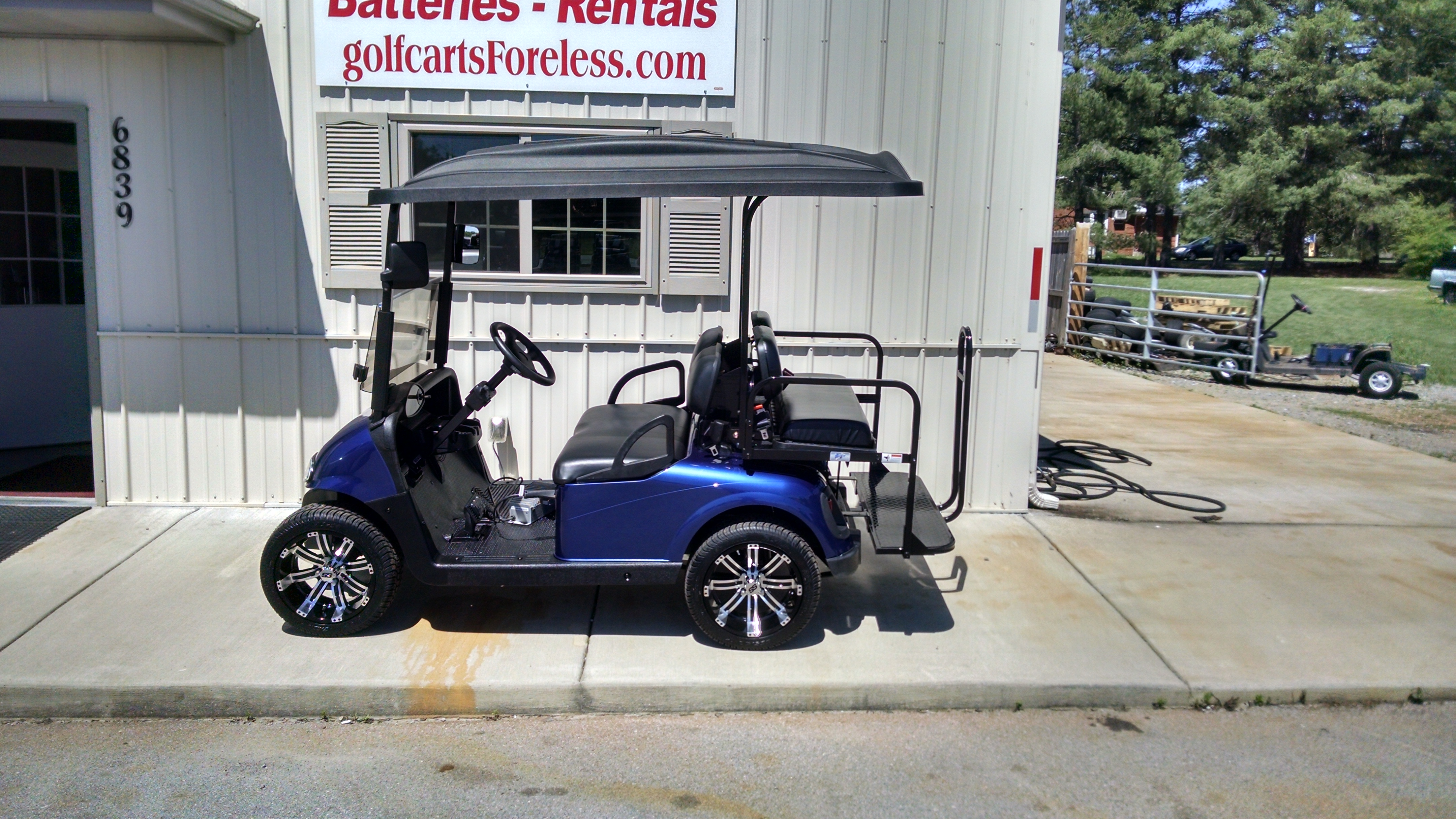 Gas & Electric Golf Carts, Hendersonville, TN